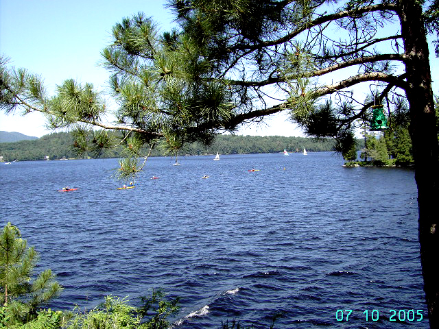Raquette Lake Camps Regatta