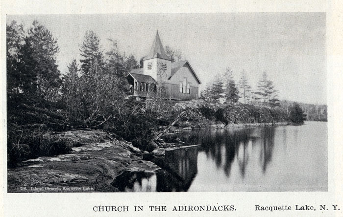 1880 Church in Adirondacks (2)